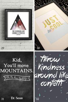 free kids art prints