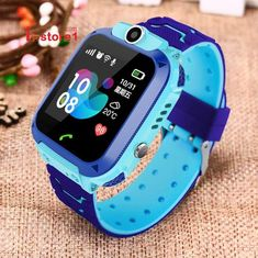 2019 New Smart watch LBS Kid SmartWatches Baby Watch for Children SOS Call Location Finder Locator Tracker Anti Lost Monitor+Box High End Watches, Cool Watches, Watches For Men, Children's Watches, Popular Watches, Location Finder, Bluetooth, Camera Prices, Close Up