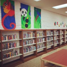 Inside the newly remodeled Lomita Library! The Children's area is light bright and ready for you to visit! #lacountylibrary #lacounty #library #lomita