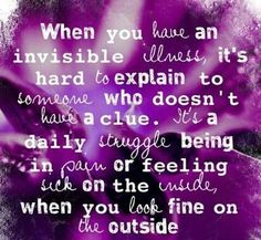 quotes about invisible illnesses | tag archives invisible illness invisible illness