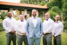 Orange Blossom Bride | Orlando Wedding Blog #sydoniemansion #orlandowedding #purplewedding Wedding Groom, Wedding Attire, Wedding Day, Groom And Groomsmen Looks, Orlando Wedding, Groom Attire, Marry You, Suit And Tie, Mom And Dad