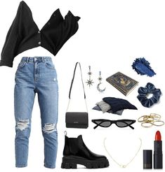 new style clothes Grunge Outfits, Edgy Outfits, Swag Outfits, Retro Outfits, Crazy Outfits, Teen Fashion Outfits, Look Fashion, Outfits For Teens, Girl Outfits
