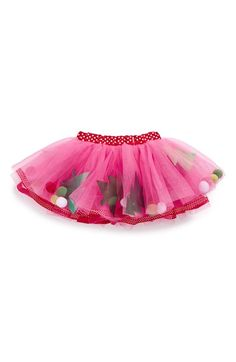Free shipping and returns on Mud Pie 'Reindeer Cheer' Tutu (Baby Girls) at Nordstrom.com. A flouncy tutu embellished with bright pompoms and shimmery Christmas trees makes for an irresistible, photo-op ready holiday accessory.