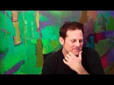 Brian Rutenberg studio visit 2
