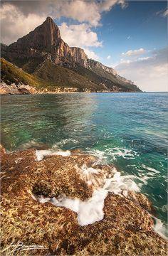 Pedra Longa, Baunei, Sardinia Pedra Longa 1 by beniamino_lai on Flickr.