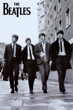I will forever be in love with The Beatles