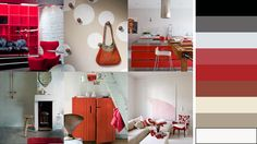Colorpalet Red