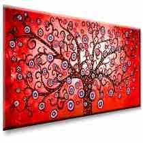 Cuadros Modernos Decorativos Tripticos Arbol De La Vida  #buyart #cuadrosmodernos #art