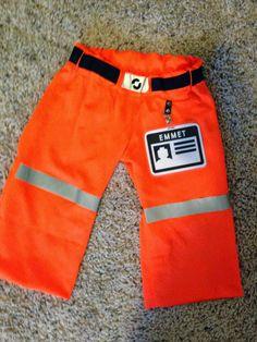 Lego Movie Emmet pants