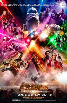 Avengers Infinity War Teaser Poster 2