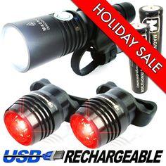 Vision II® 100% Lifetime Guarantee - 860 Mountain Bike Lights, Best Mountain Bikes, Carry On Bag, Easy Install, Tail Light, Binoculars, Usb, Cycling, Tools