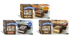 I'm learning all about Tastykake Kandy Bar Kakes at @Influenster!