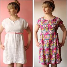 This breezy top or dress is a great project for the beginner or the more experienced sewist looking for a quick warm-weather sew.