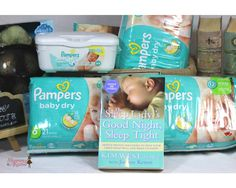 Mommy Katie: #Giveaway Surviving Daylight Savings Time with Pampers and The Sleep Lady