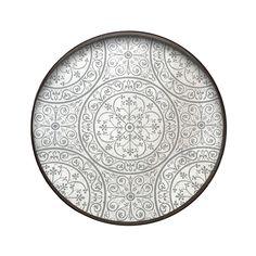 Notre Monde - Moroccan Frost Mirror Tray