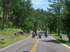 The campgrounds at the Sturgis Motorcycle Rally turn into party cogs for rallygoers that you will want to experience if you have not already. Sturgis Motorcycle Rally, Motorcycle Rallies, Best Places To Camp, Cogs, Bikers, The Good Place, Camping, Summer, Campsite