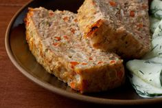 Easy Chicken Meatloaf Recipe - CHOW