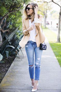 "JOE'S JEANS on ""Damsel in Dior"" - http://denimology.com/2014/03/joes-jeans-damsel-dior"