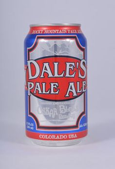 Great pale ale. Everyone should try this! From @Oskar Blues, the first craft brewery to begin canning craft beers...