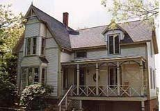 Home resotoration with Gothic Victorian Architecture -