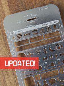 ¿Te gusta la tecnología y el diseño web? Plantillas, libros, papelería y más.  http://www.uistencils.com/