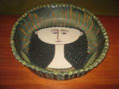 KAIPIAINEN Birger, 1915-1988 Finland Scandinavian Design, Finland, Serving Bowls, Clay, Tableware, Art, Clays, Art Background, Dinnerware