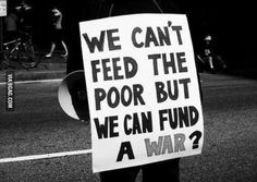 #society #war #poverty