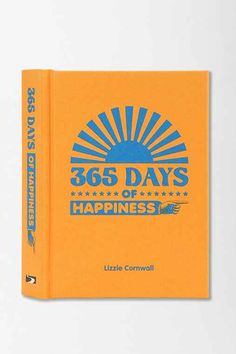 365 Days Of Happiness By Lizzie Cornwall - Urban Outfitters
