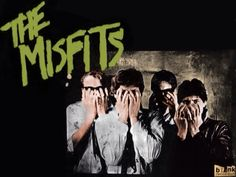 Misfits. Static Age cover in color
