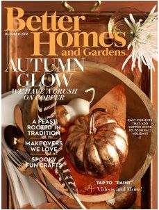 FREE Subscription to Better Homes and Gardens Magazine - http://freebiefresh.com/free-subscription-to-better-homes-and-gardens-magazine/