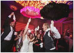 New Orleans wedding reception at the Bourbon Orleans Hotel ballroom www.bourbonorleans.com Credit: Stacy Reeves