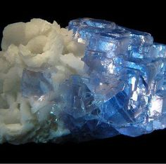 Blue Fluorite  calms the emotions and stimulates clear communication.