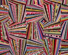 Selvage Blog: See My Fan Quilt in Quiltmaker Magazine!