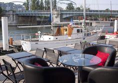 Bateaux & barges. Crédit photo : Trait'Tendance