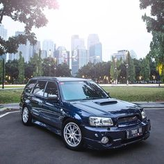 "Gefällt 114 Mal, 1 Kommentare - Subaru Forester  (@forestervibes) auf Instagram: ""Turning heads in the city 