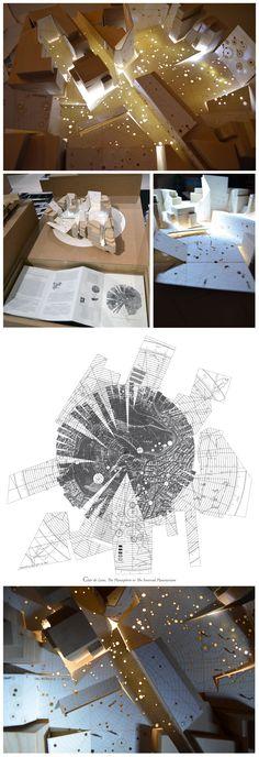 Clair de Lune,   'Athens Northwest Passage', draftworks*architects 2012, Venice Biennale