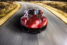 The Rezvani Beast X wrings an ungodly 700 horsepower from a 2-liter four-cylinder