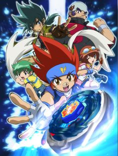 Beyblade-- one of my more recent fascinations.