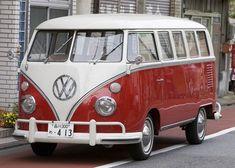 Volkswagen Kombi Volksiebus