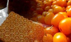 """Купить Натуральное мыло """"Облепиха с медом"""" - коричневый, мыло ручной работы, мыло в подарок"""