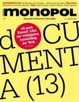 monopol arts magazine