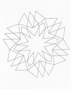 from PATTERN PLAY WITH PENS by Joni Fedders  Mandala Templates These templates are for you to use : Enjoy making your own mandalas template-05+geometric.jpg (1280×1600)