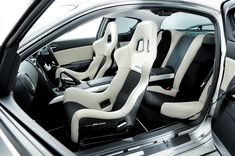 Mazda RX8 Interior - love this car