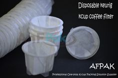 AFPAK-PROFESSIONAL IN COFFEE CAPSULES PACKING | high quality k cup filters , Factory price and fast delivery