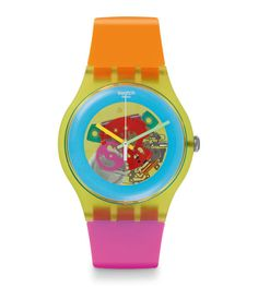 COLOR PALETTE (SUOJ101) - Swatch International - Swatch Watches