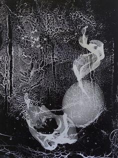 Heinz HAJEK-HALKE, Untitled c.1950s, Gelatin Silver Print