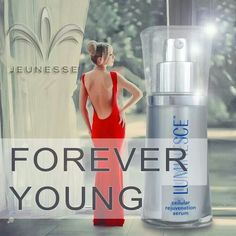 Forever Young Jeunesse its my business.... And yours if you would like also! www.BringOnYouth.jeunesse.com
