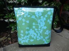 Coriander Apple Green and Aqua