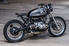 'The Heartbreaker' BMW R75/5 – Ironwood Customs