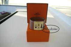 Gold Hermès Kelly Dog Bracelet @ http://baglissimo.weebly.com